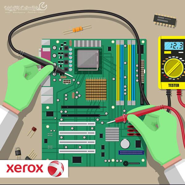 تعمیرات برد پاور دستگاه کپی زیراکس