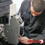 آموزش تعمیر دستگاه کپی زیراکس